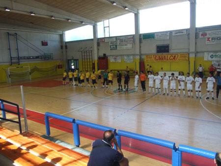 F.lli Bari - Bagnolo Calcio a 5